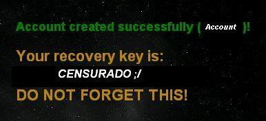 Crear una account Account3