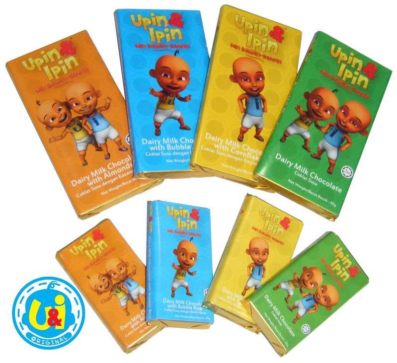 EKSKLUSIF: Pengedar Coklat Upin & Ipin (Original Merchandise) diperlukan Coklat-upin--ipin-bar