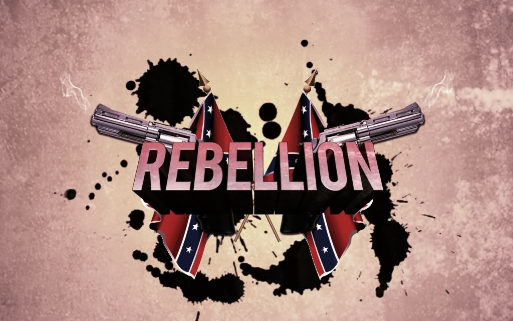 Post Up Your graphic work! REBELLION