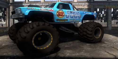 Apocalypse Vehicles 8MonsterTruck-VoodooMastodon