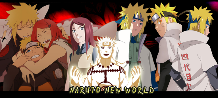 Naruto New World