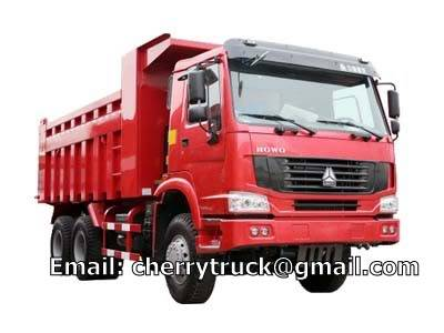 SINOTRUK HOWO Dump Truck, Tipper, Mining, Construction Tipper6x4howo