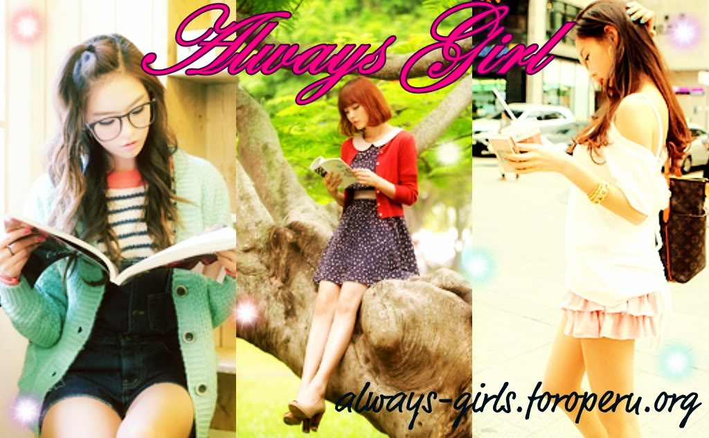 Always Girls(Elite) CollagedePicnik