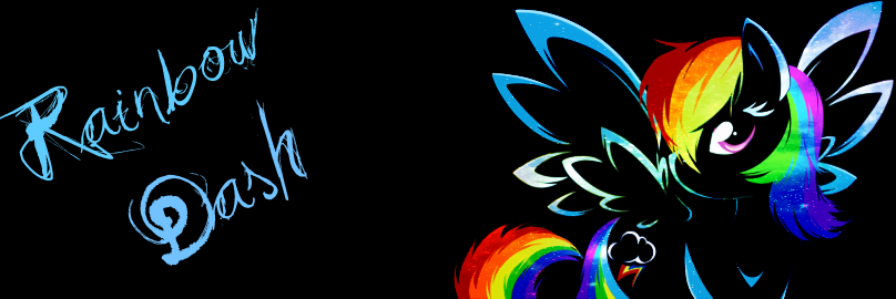 Types of Duelist Rainbowdash