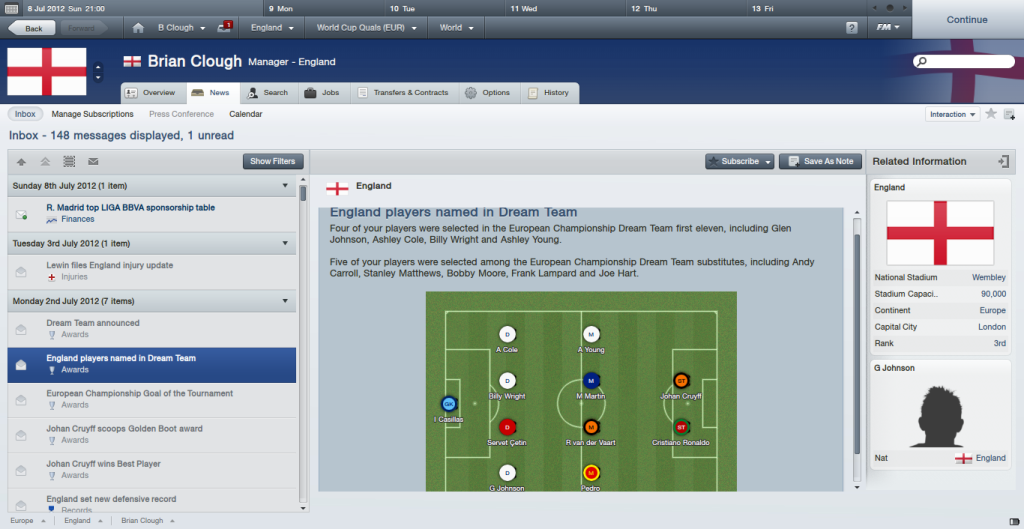 england - England Legends - Page 2 BrianCloughNews_Inbox_DreamTeamSquad