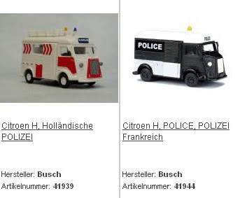 [Miniatures] HY 1:87 HY-POlitie-Police