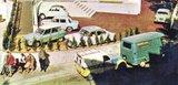 Photos et cartes postale 2cv camionnette  Th_Aix-Les-Bains