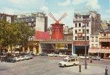Photos et cartes postale 2cv camionnette  Th_Parijs-Lemoulinrouge