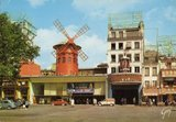 Photos et cartes postale 2cv camionnette  Th_Paris-MoulinRouge