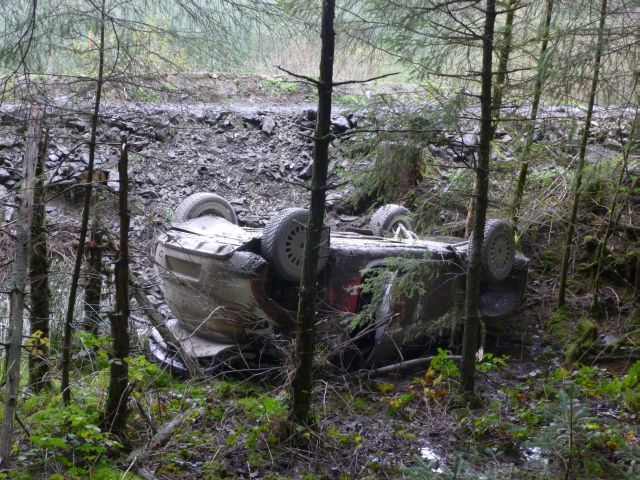 2013 Rally Gb Robert Kubica Crash 1 2013RallyGBKubicaoffinHafrenb_zps4c988055