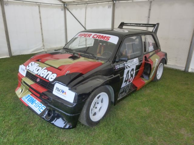 WILL GOLLOP REUNITED WITH 'SILKOLENE' MG METRO 6R4 AT LYDDEN HILL WRX MEETING! P1030044%20aa_zpszyqtlvi7