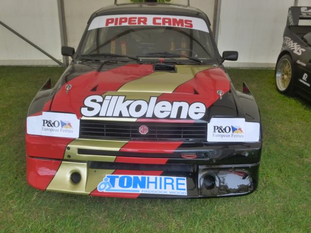 WILL GOLLOP REUNITED WITH 'SILKOLENE' MG METRO 6R4 AT LYDDEN HILL WRX MEETING! P1030045%20aa_zpsvtrl4pv4