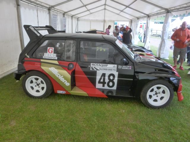 WILL GOLLOP REUNITED WITH 'SILKOLENE' MG METRO 6R4 AT LYDDEN HILL WRX MEETING! P1030048%20aa_zpszhheqqjn