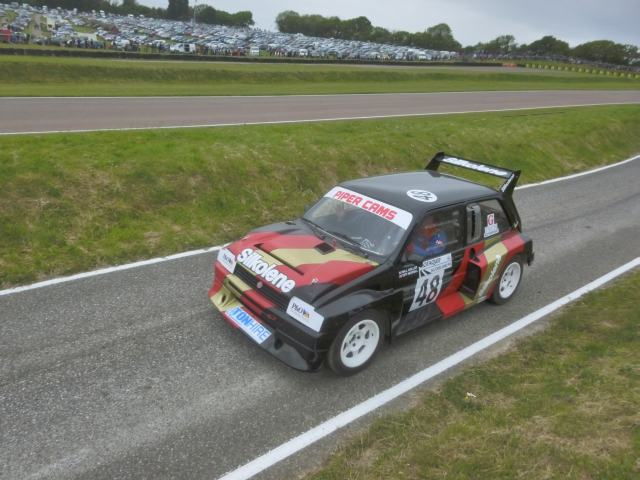 WILL GOLLOP REUNITED WITH 'SILKOLENE' MG METRO 6R4 AT LYDDEN HILL WRX MEETING! P1030168%20aa_zps8nqi8agr