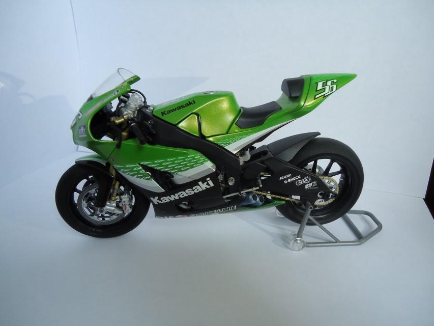 Kawasaki Ninja ZX-RR 2006 7f7659fe08b5af233410175f7cc81d06