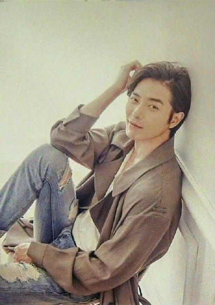 Ким Джэ Вук / Kim Jae Wook. Малыш Вук. Вафелька - Страница 9 C0d7d4267e7c4d306c4d96f5ab61839b