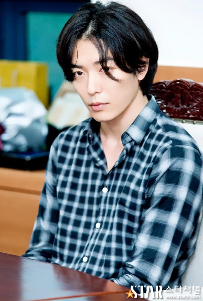 Ким Джэ Вук / Kim Jae Wook. Малыш Вук. Вафелька - Страница 9 Db4576462872ecff023ffed84b23b6db