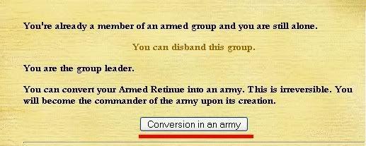 ÄÇÌÉÏÕÑÃÉÁ ÓÔÑÁÔÏÕ ArmyConversion