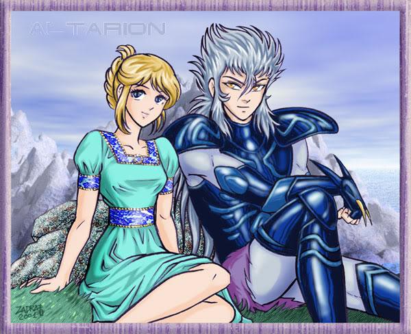 Guerreros de Asgard (imagenes en parejas o grupos) Fenrir
