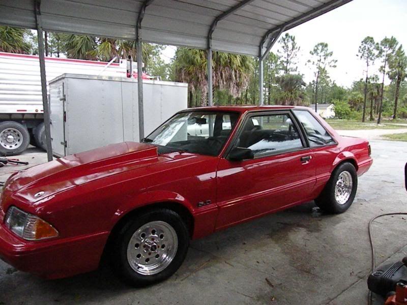 F/S 1993 Coupe w/ 04 Cobra drivetrain.. Pops004