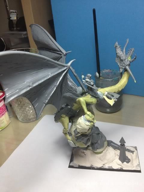 brutal paso a paso de un dragon alto elfo Dragon_wip_051