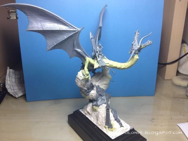 brutal paso a paso de un dragon alto elfo Dragon_wip_054