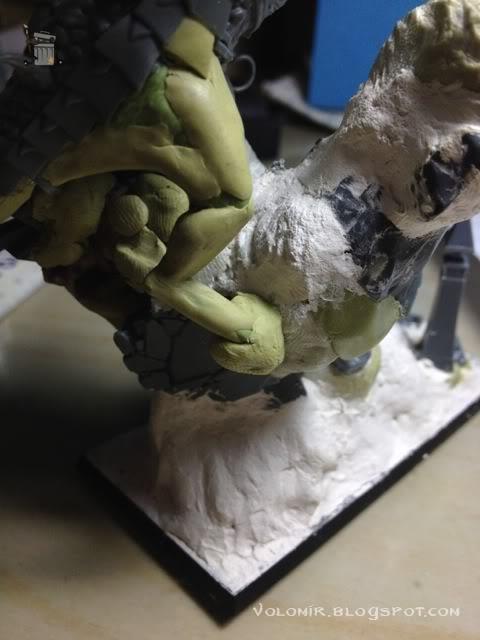 brutal paso a paso de un dragon alto elfo Dragon_wip_070