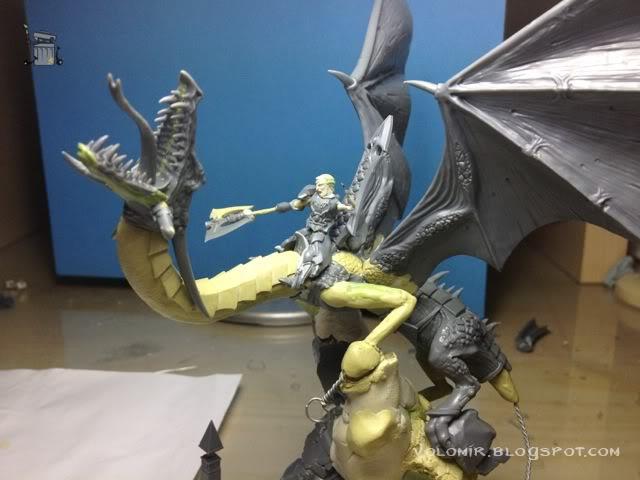 brutal paso a paso de un dragon alto elfo Dragon_wip_072