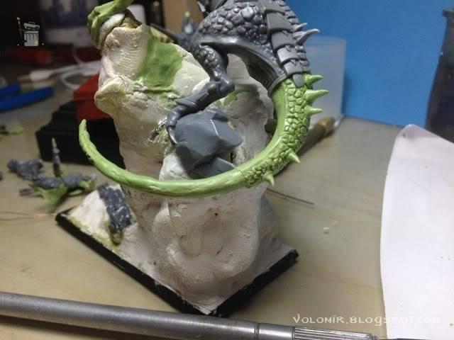 brutal paso a paso de un dragon alto elfo Dragon_wip_120