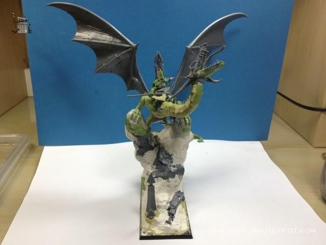 brutal paso a paso de un dragon alto elfo Dragon_wip_135