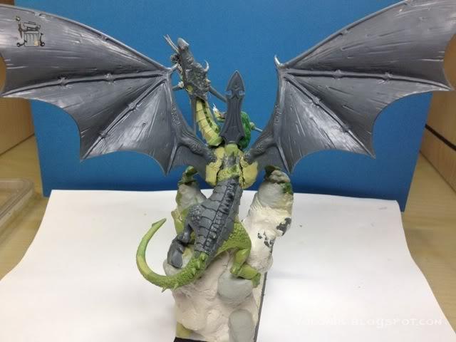brutal paso a paso de un dragon alto elfo Dragon_wip_139