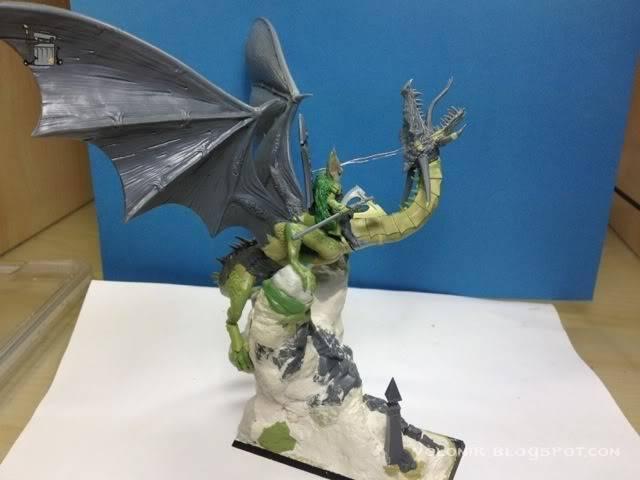 brutal paso a paso de un dragon alto elfo Dragon_wip_140