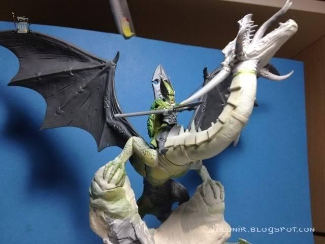 brutal paso a paso de un dragon alto elfo Dragon_wip_150