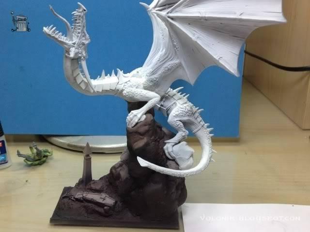 brutal paso a paso de un dragon alto elfo Dragon_wip_164