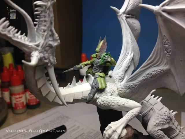brutal paso a paso de un dragon alto elfo Dragon_wip_165