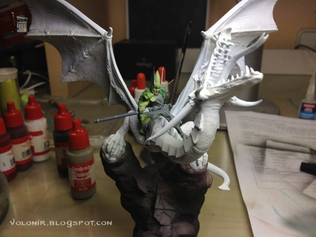 brutal paso a paso de un dragon alto elfo Dragon_wip_169