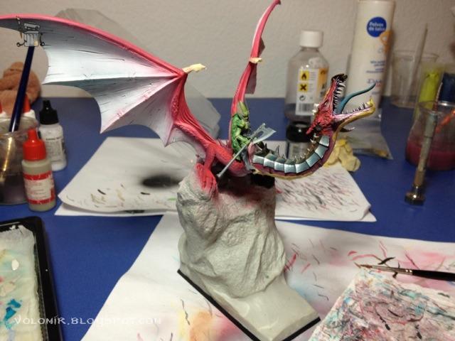 brutal paso a paso de un dragon alto elfo Dragon_wip_238