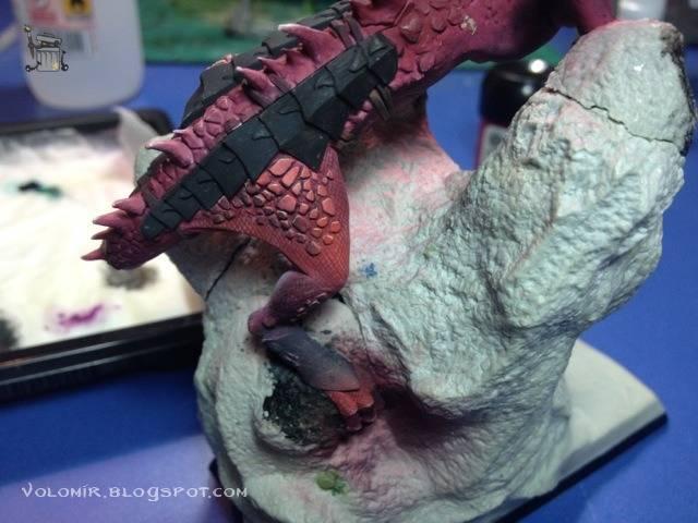 brutal paso a paso de un dragon alto elfo Dragon_wip_242
