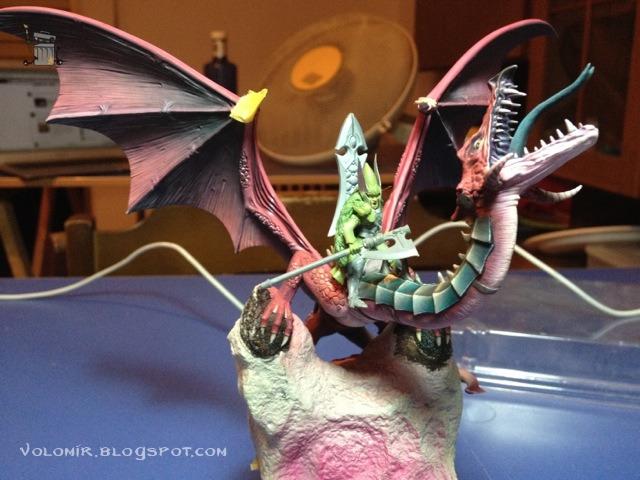 brutal paso a paso de un dragon alto elfo Dragon_wip_263