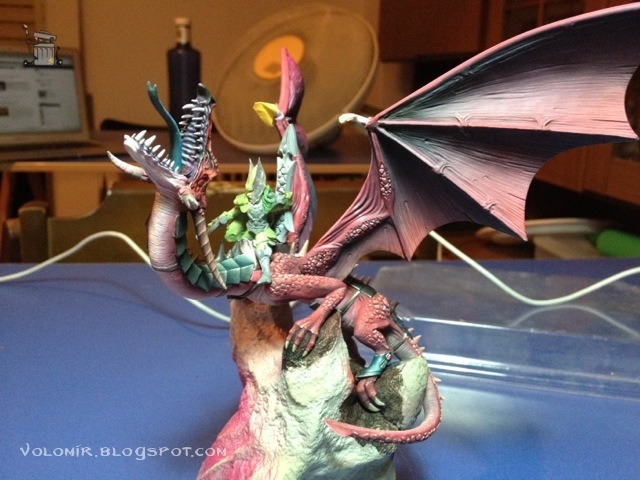 brutal paso a paso de un dragon alto elfo Dragon_wip_264