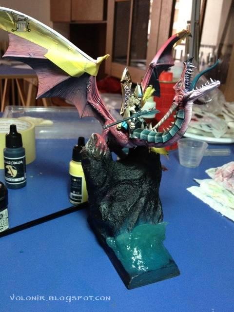 brutal paso a paso de un dragon alto elfo Dragon_wip_294