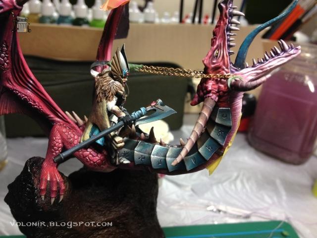 brutal paso a paso de un dragon alto elfo Dragon_wip_299