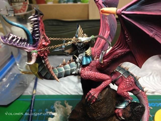 brutal paso a paso de un dragon alto elfo Dragon_wip_300