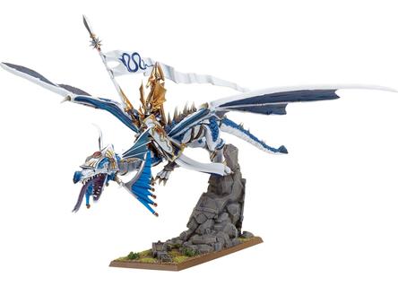 brutal paso a paso de un dragon alto elfo M490932_99120210011_HighElvesLordDragonMain_445x319