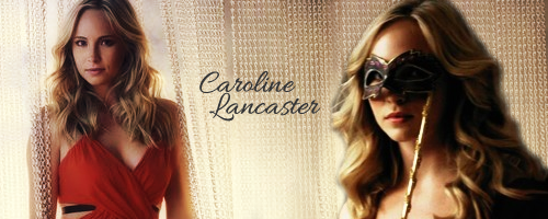 Plot with Caroline! CarolineLancaster