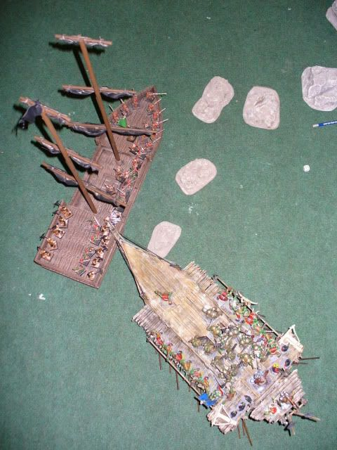 The Battle of Vercuso Bay - Naval Battle Report P1010451