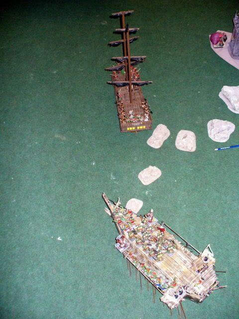 The Battle of Vercuso Bay - Naval Battle Report P1010453