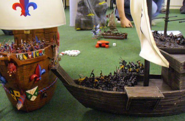 The Battle of Vercuso Bay - Naval Battle Report P1010467