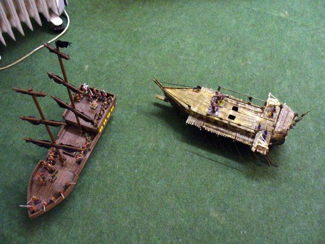 The Battle of Vercuso Bay - Naval Battle Report P1010476