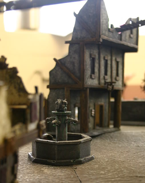 Flame On's Mordheim Scenery - Sartosa! - Page 5 Fountain